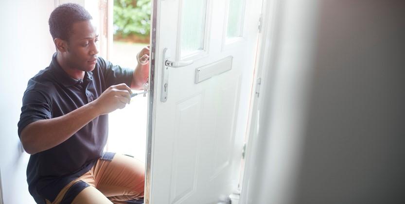 Een veilig huis: hoe vervang je een cilinderslot?